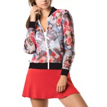 CHAQUETA LUCKY IN LOVE BLOOMY MESH