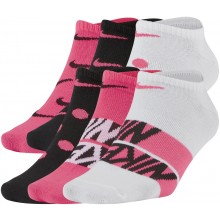 PACK DE 6 PAIRES DE CHAUSSETTES NIKE EVERYDAY LIGHTWEIGHT