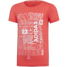 CAMISETA ADIDAS TRAINING JUNIOR NIÑA