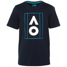 CAMISETA  JUNIOR NIÑO AUSTRALIAN OPEN 2020 CREW