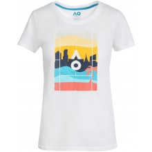 T-SHIRT AUSTRALIAN OPEN 2021 FEMME COURT PLAYFUL