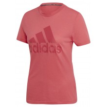 CAMISETA ADIDAS TRAINING MUJER MUST HAVE BOS