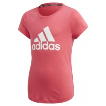 CAMISETA ADIDAS TRAINING JUNIOR NIÑA MUST HAVE BOS
