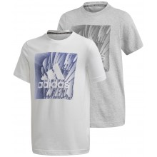 CAMISETA ADIDAS TRAINING JUNIOR MUST HAVE BOX