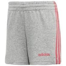 PANTALONES CORTOS ADIDAS TRAINING JUNIOR NIÑA ESSENTIALS 3S