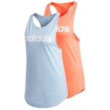 CAMISETA DE TIRANTES DE MUJER ADIDAS TRAINING ESSENTIALS LINEAR LOOS