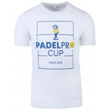 CAMISETA TEE-SHIRT PADELPRO CUP