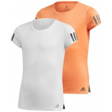 CAMISETA ADIDAS JUNIOR NIÑA CLUB 3 STRIPES