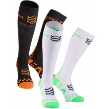 CALCETINES ALTOS COMPRESSPORT RACKET PLAY&DETOX
