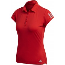 POLO MUJER ADIDAS CLUB 3 STRIPES