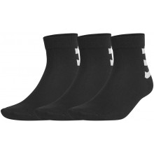 3 PARES DE CALCETINES ADIDAS ANKLE 3 STRIPES