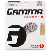 CORDAJE GAMMA LIVE WIRE XP 1.27 mm (17) beige