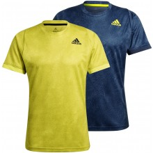T-SHIRT ADIDAS PRIME BLUE FREELIFT