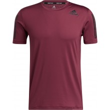 CAMISETA ADIDAS TECH-FIT 3 STRIPES FITTED