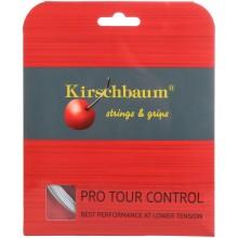CORDAJE KIRSCHBAUM PRO TOUR CONTROL (12 METROS)