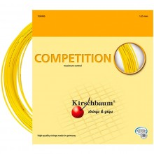 CORDAJE KIRSCHBAUM COMPETITION (12 METROS)