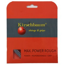CORDAJE KIRSCHBAUM MAX POWER ROUGH (12M)
