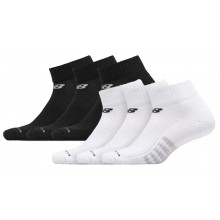 3 PARES DE CALCETINES NEW BALANCE MUJER