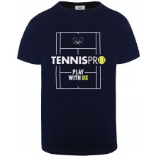 CAMISETA PLAY TENNISPRO ALGODÓN