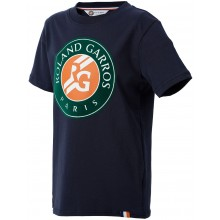 CAMISETA JUNIOR ROLAND GARROS BIG LOGO