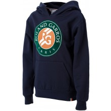 SUDADERA JUNIOR ROLAND GARROS BIG LOGO