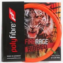 CORDAJE POLYFIBRE FIRERAGE RIBBED (12,2 METROS)