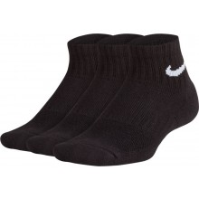 3 PARES DE CALCETINES NIKE JUNIOR PERFORMANCE QUARTER