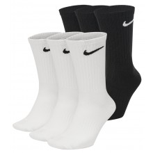 3 PARES DE CALCETINES NIKE EVERYDAY MI-HAUTES
