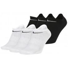 3 PARES DE CALCETINES NIKE EVERYDAY EXTRA BAJOS