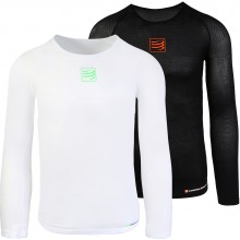CAMISETA ML COMPRESSPORT RACKET COMPRESSION