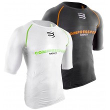 CAMISETA COMPRESSPORT RACKET COMPRESSION