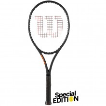 RAQUETA WILSON BURN 100 COUNTERVAIL BLACK EDITION (300 GR)