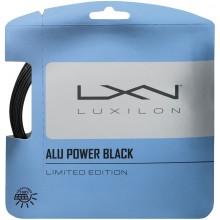 CORDAJE LUXILON BIG BANGER ALU POWER BLACK (12 METROS)