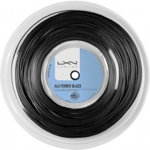 BOBINA LUXILON BIG BANGER ALU POWER BLACK (220 METROS)