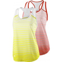 CAMISETA TIRANTES WILSON MUJER TEAM STRIPED