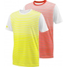 CAMISETA WILSON JUNIOR TEAM STRIPED