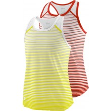 CAMISETA TIRANTES WILSON JUNIOR NIÑA TEAM STRIPED