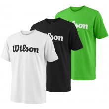 CAMISETA  WILSON JUNIOR TEAM SCRIPT