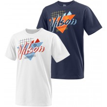 CAMISETA WILSON JUNIOR NOSTALGIA TECH
