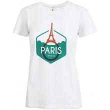 CAMISETA WILSON MUJER PERFORMANCE PARIS