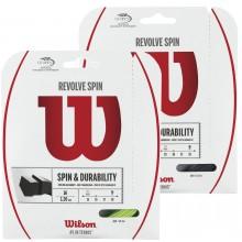 CORDAJE WILSON REVOLVE SPIN (12 METROS)