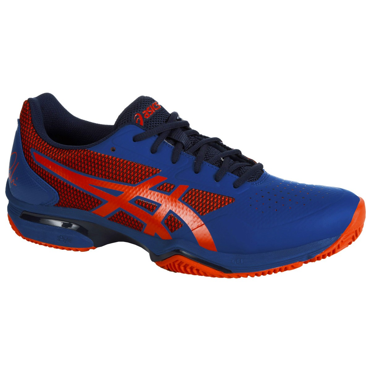 asic hombre padel
