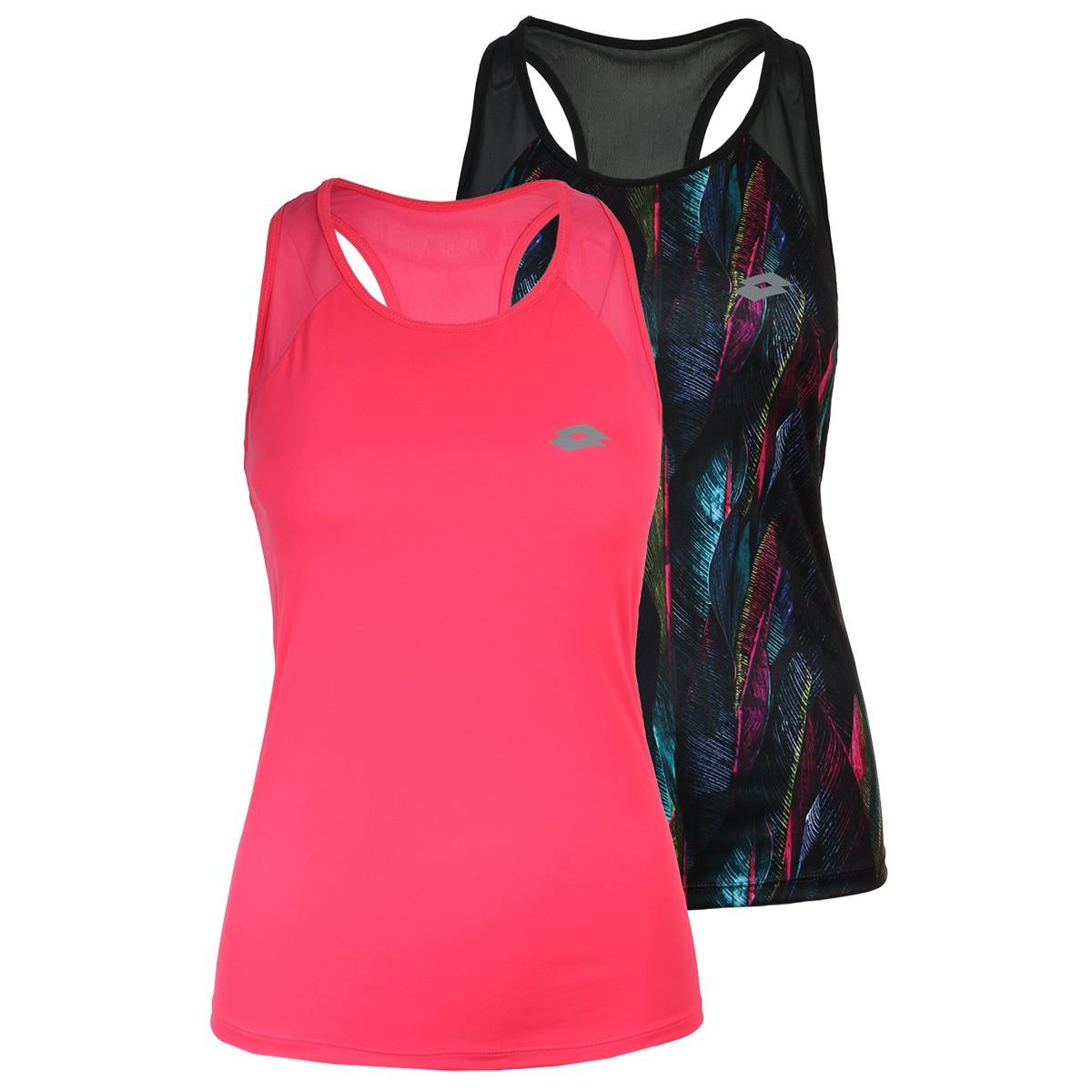 X Ii Camiseta De Lotto Fit Tennispro Tirantes pSptqxnA