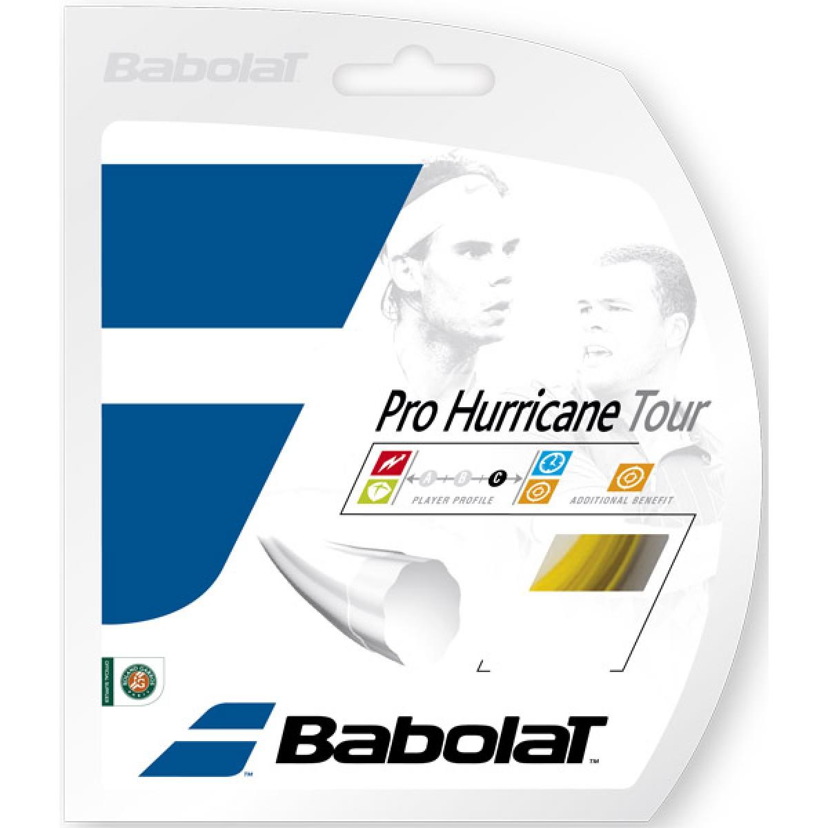 CORDAJE BABOLAT PRO HURRICANE TOUR (12 METROS)