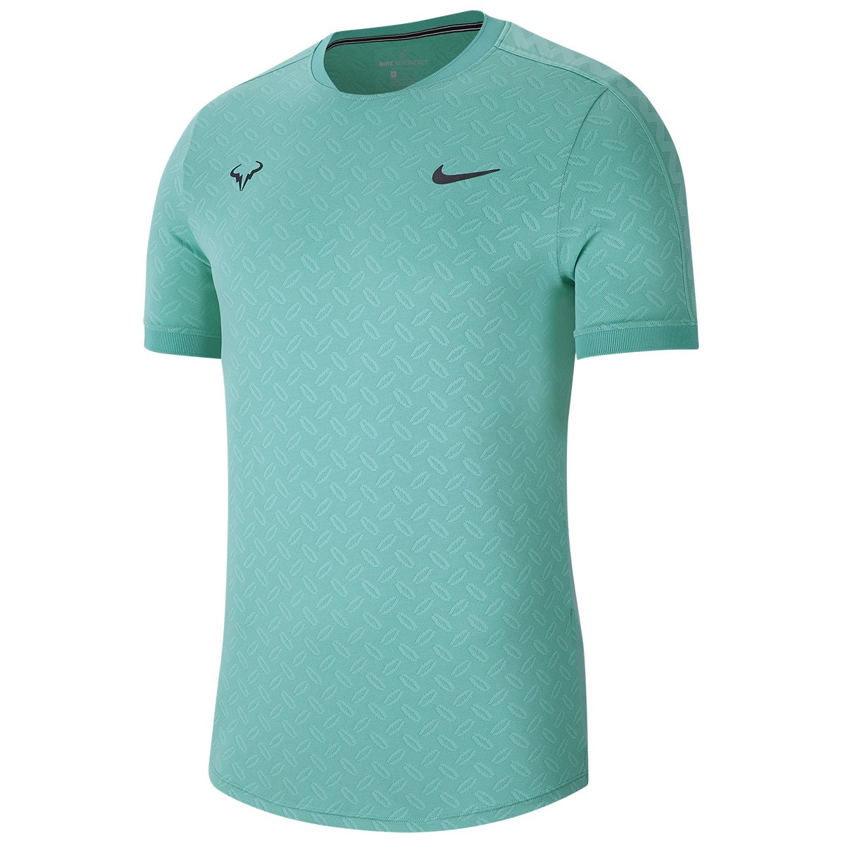 Camiseta Sin Mangas Nike Aeroreact Rafa Para Hombre Original