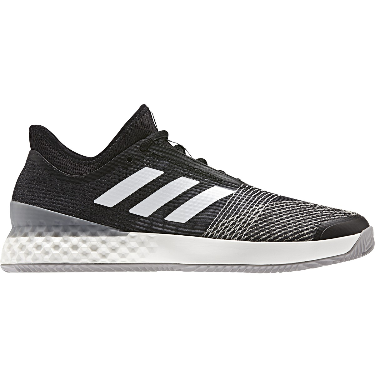 Zapatillas Adidas Adizero Ubersonic 3 verde 46