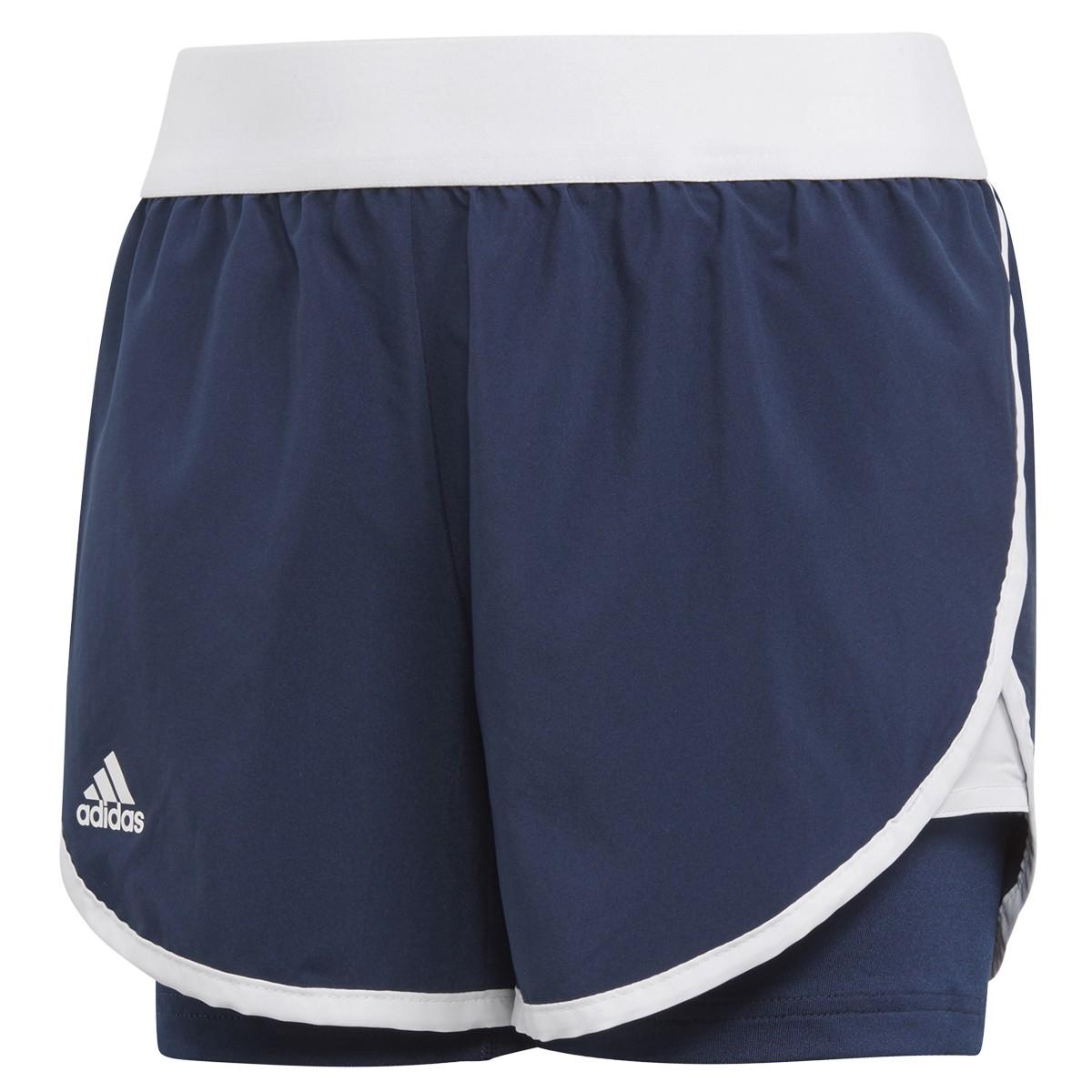 Adidas Tennispro Club Niña Junior Corto Pantalón S5qXZwnx