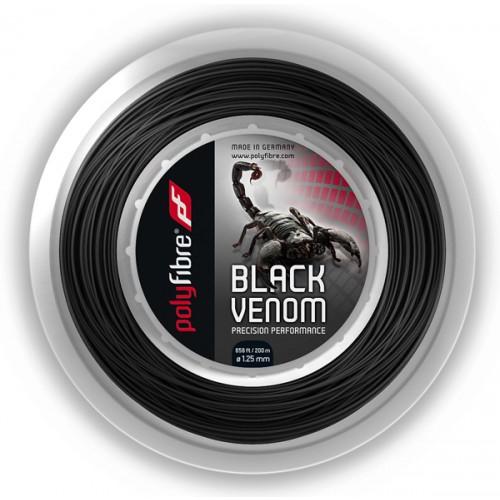 BOBINA  BLACK VENOM (200 METROS)