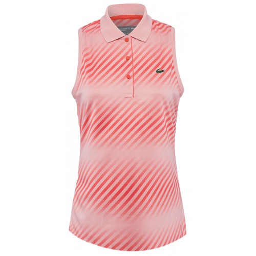 POLO  MUJER TENIS