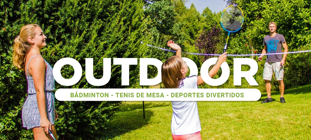 header Tennis/Badminton outdoor